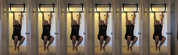 montage leg raise 2